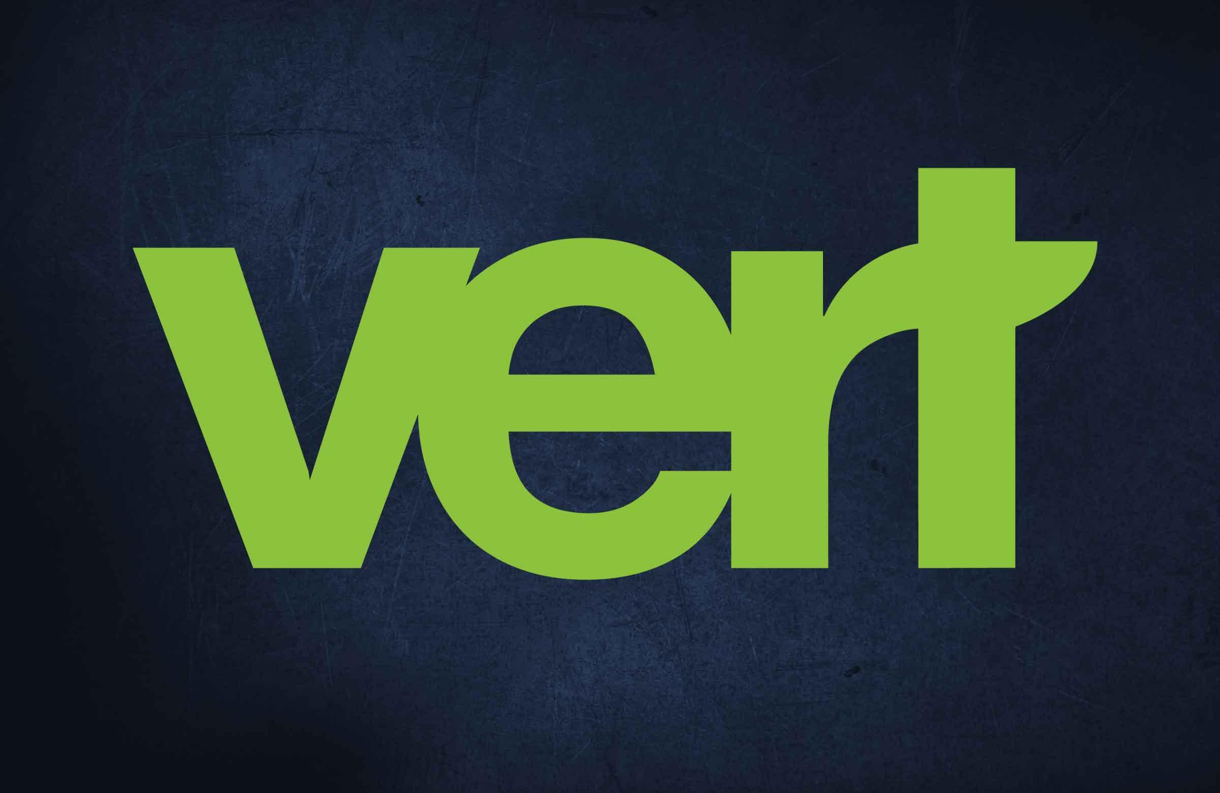 Vert Gardens Logo Design